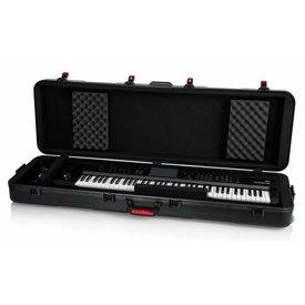 Gator Gator GTSA-KEY88SL TSA ATA Slim 88-note Keyboard Case w/ Wheels