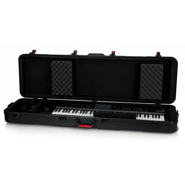 Gator Gator GTSA-KEY88SLXL TSA ATA Slim XL 88-note Keyboard Case w/ Wheels