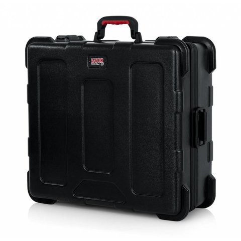 "Gator GTSA-MIX192108 ATA TSA Molded Mixer Case; 19""x21""x8"