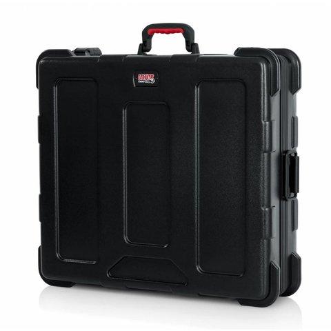 "Gator GTSA-MIX222506 ATA TSA Molded Mixer Case; 22""x25""x6"