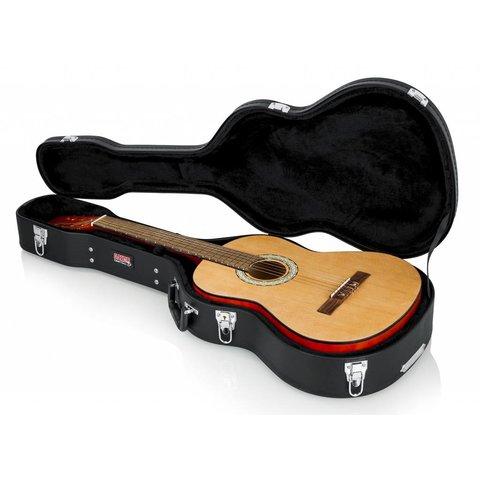 Gator GWE-CLASSIC Classical Guitar Wood Case