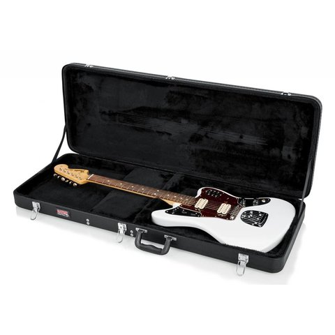 Gator GWE-JAG Jaguar Style Guitar Wood Case