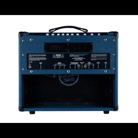 """Blackstar Blackstar HT20R MkII Amp w Reverb 20 Watts 1 x 12"""" Ltd Ed Trafalgar Blue"""