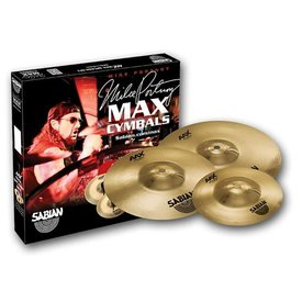 Sabian Sabian 25002XMPB AAX Max Splash Set Brilliant Finish