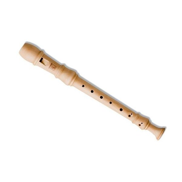 Hohner Hohner 9544 C-Soprano Baroque Maple Recorder