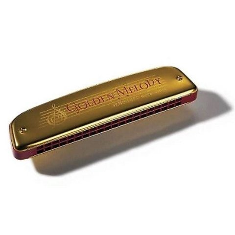 Hohner 2416-C Golden Melody Tremolo; Key of C