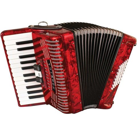 Hohner 1304-RED 73-Key Accordion