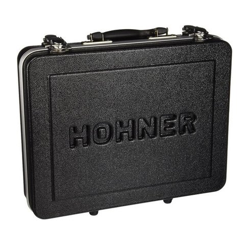 Hohner C-7 NS Harmonica Carrying Case (7 Piece)