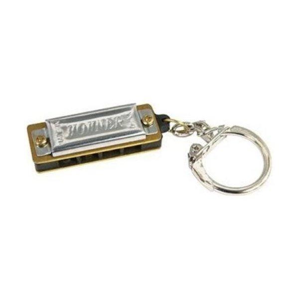 Hohner Hohner 108 Miniature Harmonica Keychain