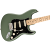 Fender American Pro Stratocaster, Maple Fb, Antique Olive