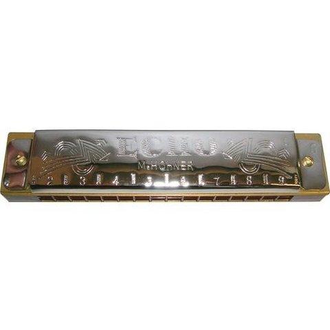 Hohner 8362-C 8362 Echo Tremolo Harmonica; Key of C