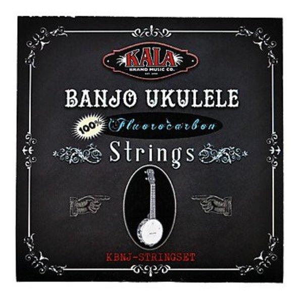 Kala Kala KBNJ-STRINGSET Fluorocarbon Concert Banjo Ukulele Strings