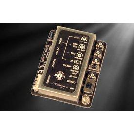 LR Baggs LR Baggs Imix-C Nylon Internal Pre/Mxr; Element & iBeam Pickups / Remote Con II