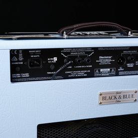 Blackstar Blackstar Ltd Ed HT Club 40 MkII 1x12 Tube Combo Amp, Boutique Baby Blue