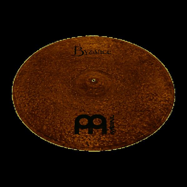 """Meinl Cymbals Meinl Byzance B22BADAR Dark 22"""" Big Apple Dark Ride Cymbal"""