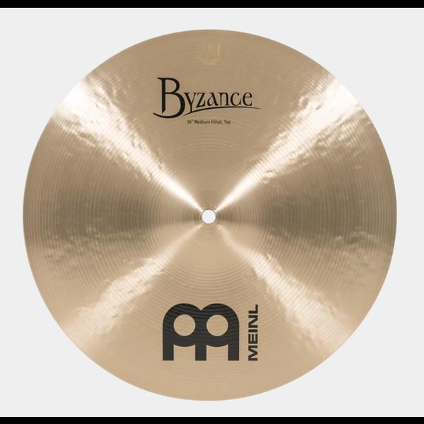 "Meinl Cymbals Meinl B14MH 14"" Medium HiHat, Pair"