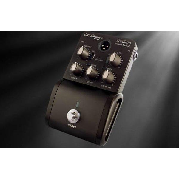 LR Baggs LR Baggs Stadium DI Electric Bass DI w/ Tone Shaping Controls