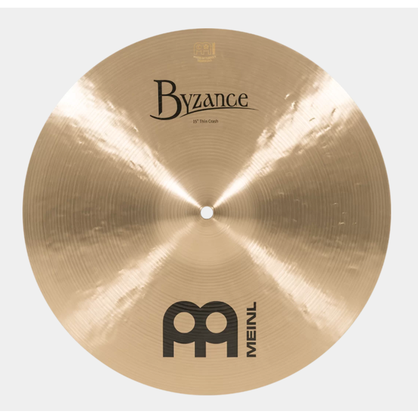 "Meinl Cymbals Meinl B15TC 15"" Thin Crash"