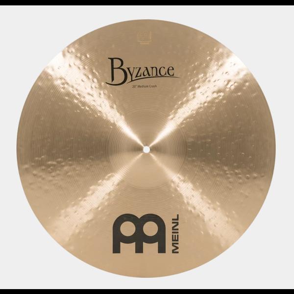 Meinl Cymbals Meinl Byzance B20MC 20'' Traditional Medium Crash