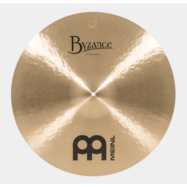 "Meinl Cymbals Meinl Byzance B20MR Traditional 20"" Medium Ride"