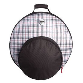 Sabian Sabian F22BPD Sabian FAST 22 CYMBAL BAG in Plaid