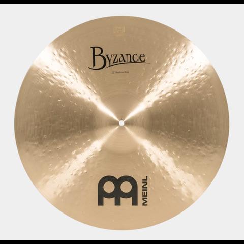 """Meinl Byzance B22MR Traditional 22"""" Medium Ride"""
