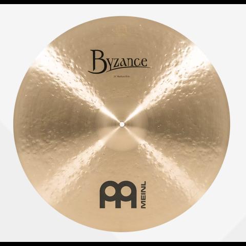"""Meinl Byzance B24MR Traditional 24"""" Medium Ride"""