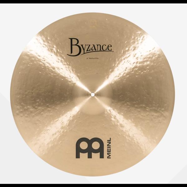 """Meinl Cymbals Meinl Byzance B24MR Traditional 24"""" Medium Ride"""