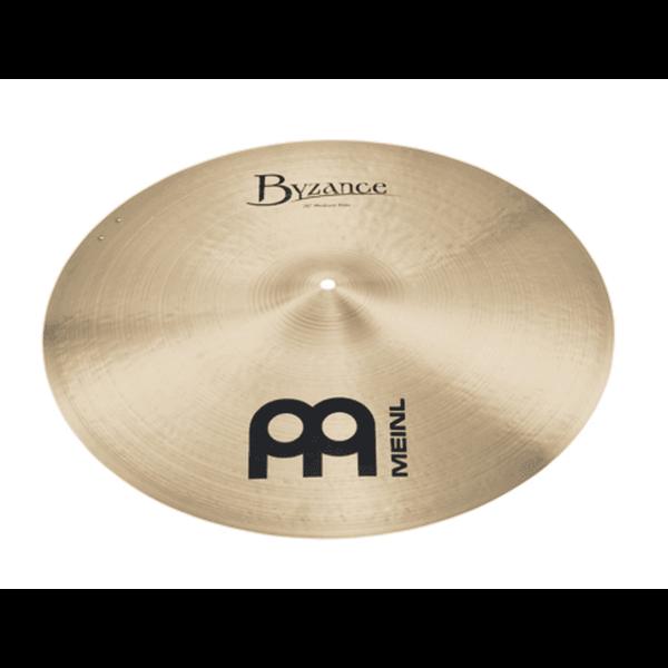 "Meinl Cymbals Meinl Byzance B20MR-S Traditional 20"" Medium Sizzle Ride"