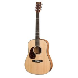 Martin Martin D Jr E Lefty Junior w/ Deluxe Bag