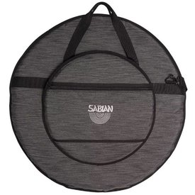 Sabian Sabian C24HBK Sabian Classic 24 Cymbal Bag in Heathered Black