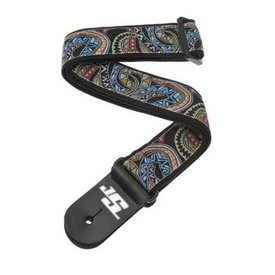 Planet Waves Planet Waves Joe Satriani Guitar Strap, Snakes Mosaic