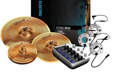 Low Volume, GEN Cymbals, Accessories