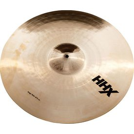 "Sabian Sabian 12012XB 20"" HHX Stage Ride Brilliant Finish"