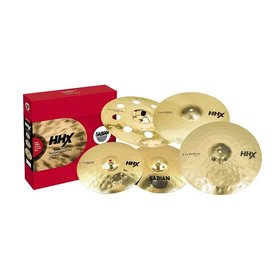 Sabian Sabian 15005XEBP HHX EVOLUTION PROMOTIONAL SET