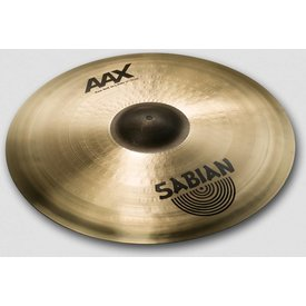 "Sabian Sabian 22172X 21"" AAX Raw Bell Dry Ride"