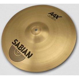 "Sabian Sabian 22256X 22"" AAX New Symphonic Medium Light"