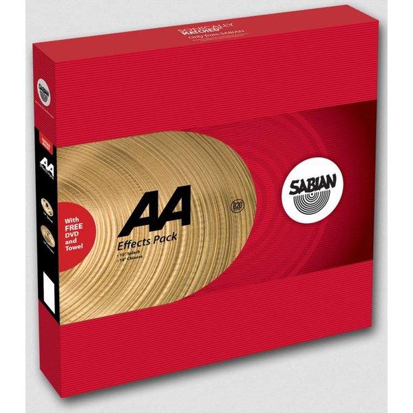 Sabian Sabian 25005E AA Effects Pack