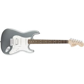 Squier Affinity Series Stratocaster HSS, Rosewood Fingerboard, Slick Silver