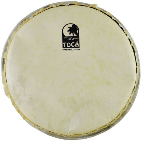 Toca 14'' Synthetic Head for Mechanically Tuned Djembe
