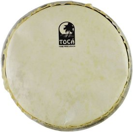 Toca Toca 14'' Synthetic Head for Rope Tuned Djembe