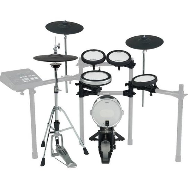 Yamaha DTP582 Drum & Cymbal Pad Kit for DTX720K - Includes Cables
