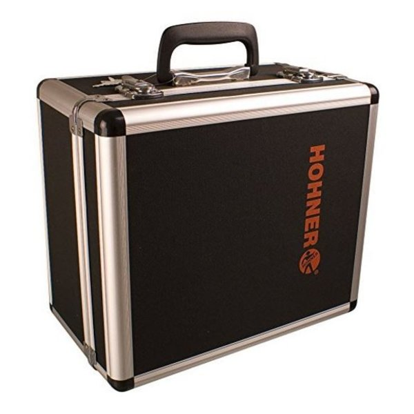 Hohner Hohner 10X Deluxe Case for 1622, 2815, 3000 Accordions