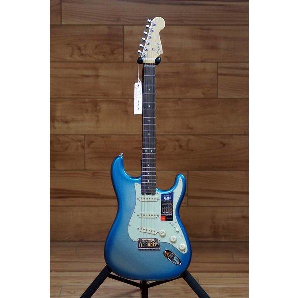 Fender American Elite Stratocaster, Rosewood Fingerboard, Sky Burst Metallic
