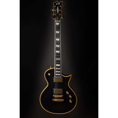 ESP E-II Eclipse DB Electric Guitar Vintage Black