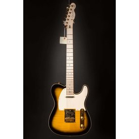 Fender Richie Kotzen Telecaster, Maple Fingerboard, Brown Sunburst