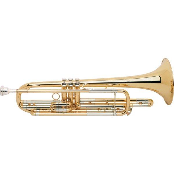Bach Bach B188 Stradivarius Professional Bb Bass Trumpet, Standard Finish
