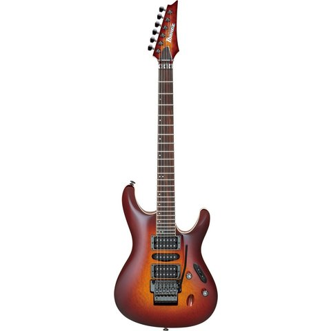 Ibanez S6570SKSTB S Prestige 6str Electric Guitar w/Case - Sunset Burst