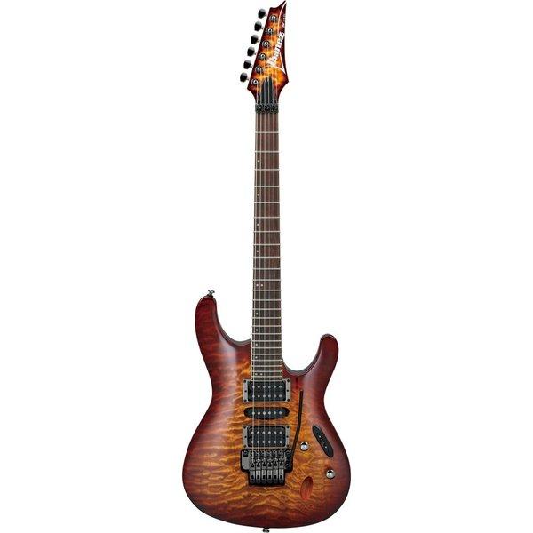 Ibanez Ibanez S670QMDEB S Standard 6str Electric Guitar - Dragon Eye Burst
