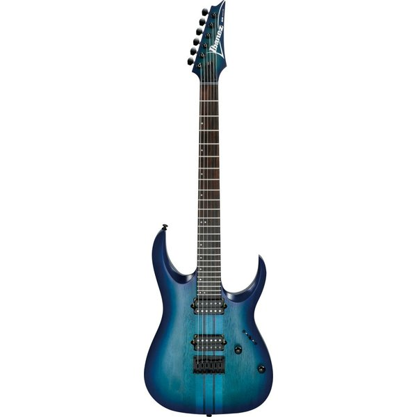 Ibanez Ibanez RGAT62SBF RGA Standard 6str Electric Guitar - Sapphire Blue Flat
